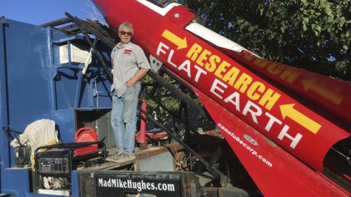 Flat-earth-rocket
