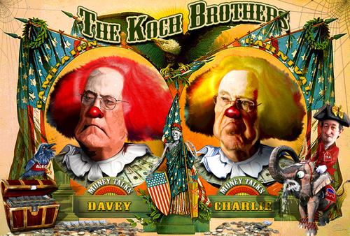 KochClowns