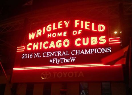 WrigleyPennant