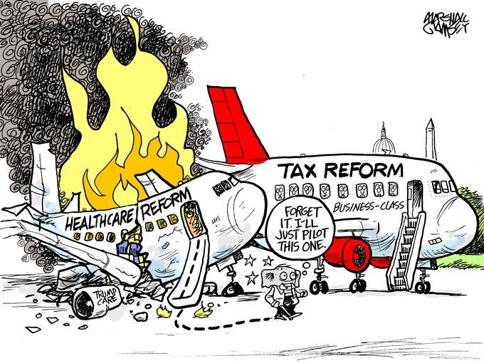 Tax cuts for wealthy