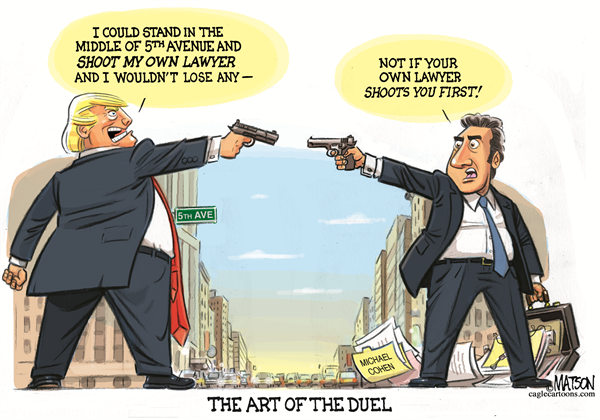 Art of the duel