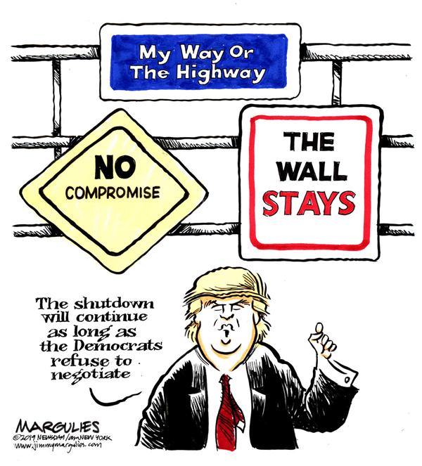 Trump's sh*tdown