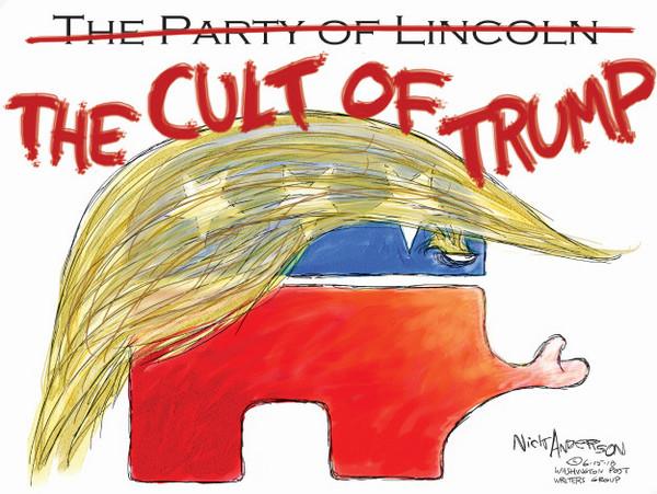 Trump's cult