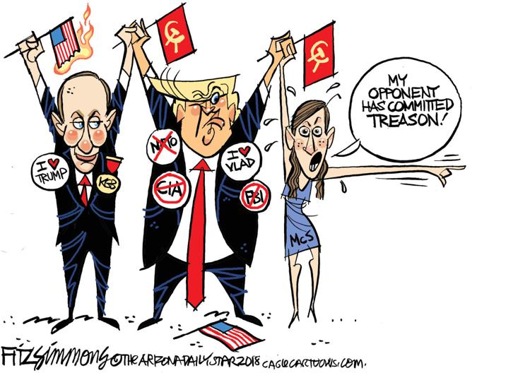 McSally's treason