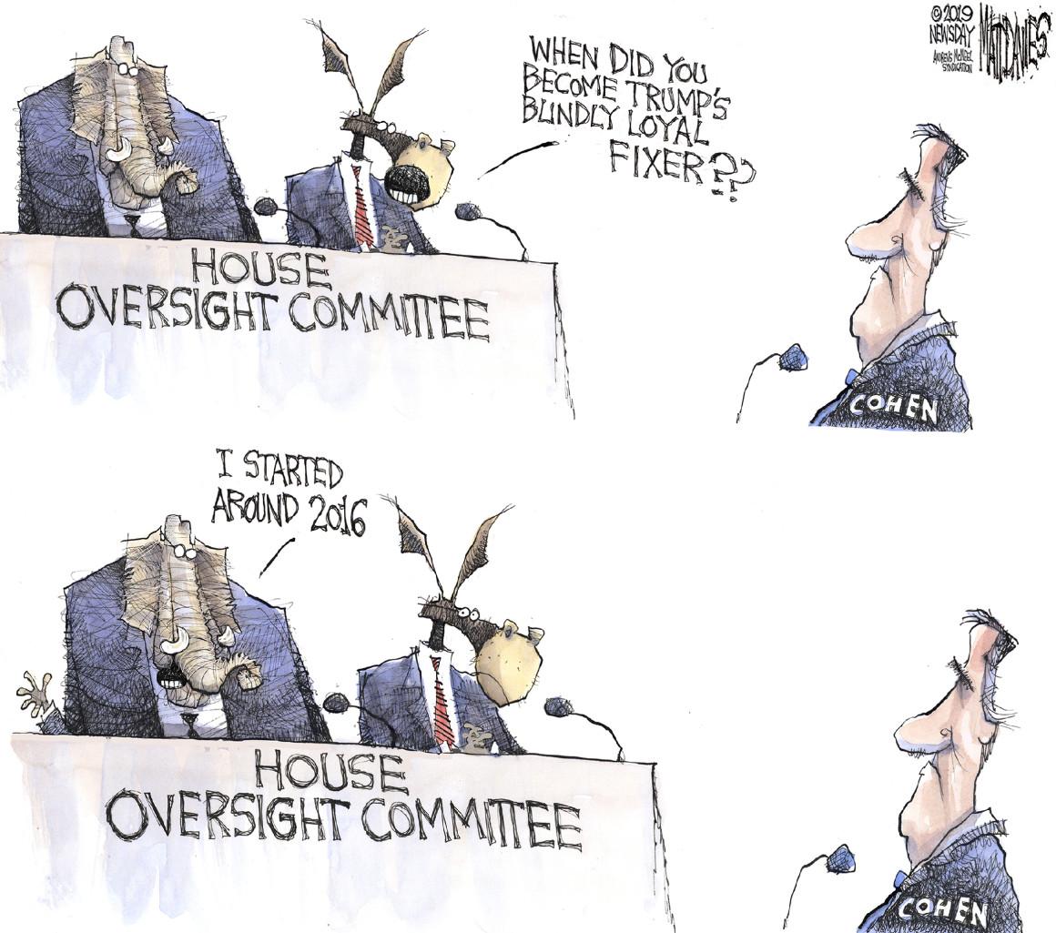 GOP fixers