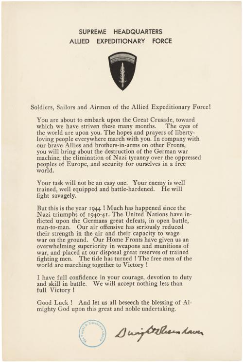 EisenhowerD-Day