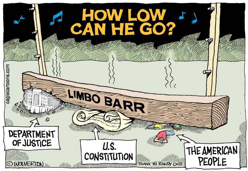 Lower the Barr