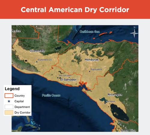 Dry-corridor