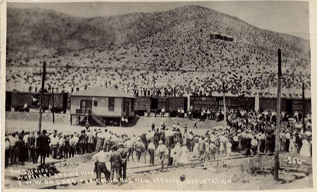 BisbeeDeportation1917