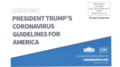 CoronavirusGuidelines