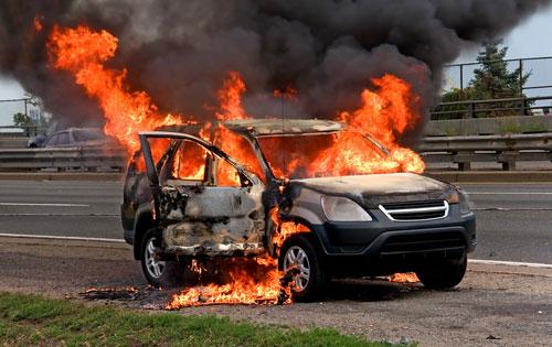 Burningcar500
