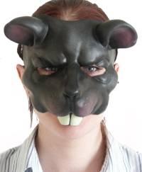 Ratlatexmask